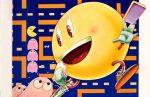 Pac-Man – De uma pizza para um dos maiores ícones dos games!