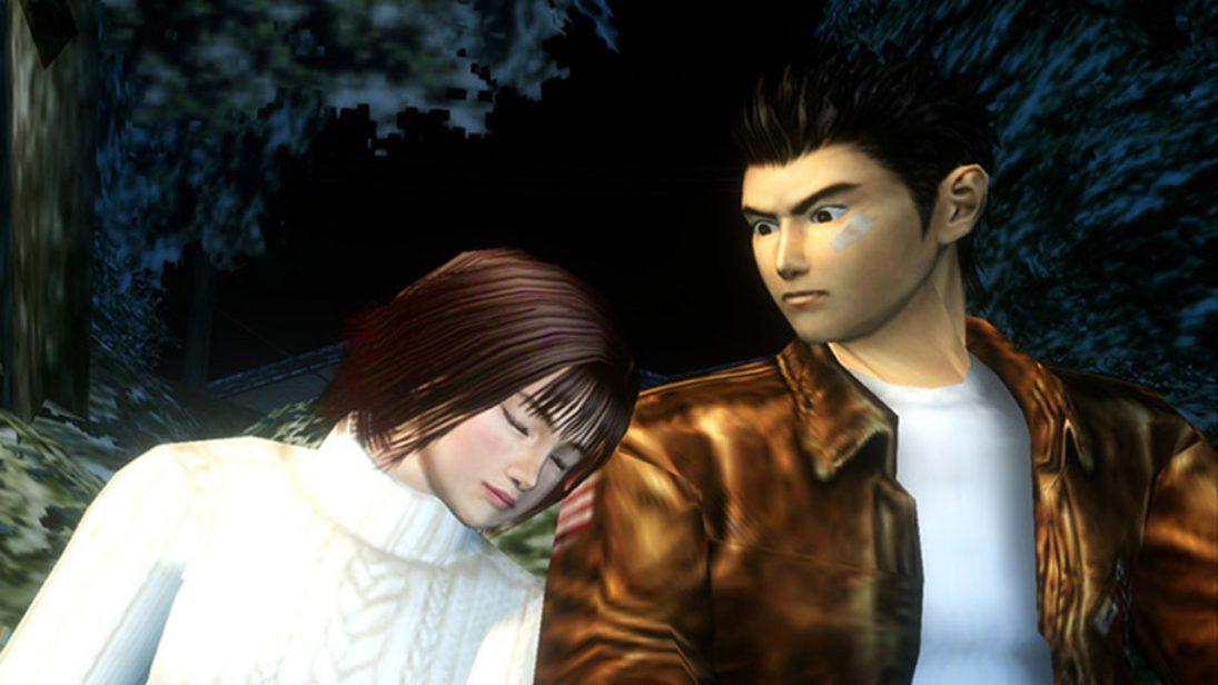 Sega revela novas imagens de Shenmue I e II