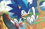 Confira as capas variantes da nova HQ de Sonic!