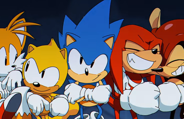 """""""Sonic Mania Plus"""" ganha trailer e data de lançamento"""