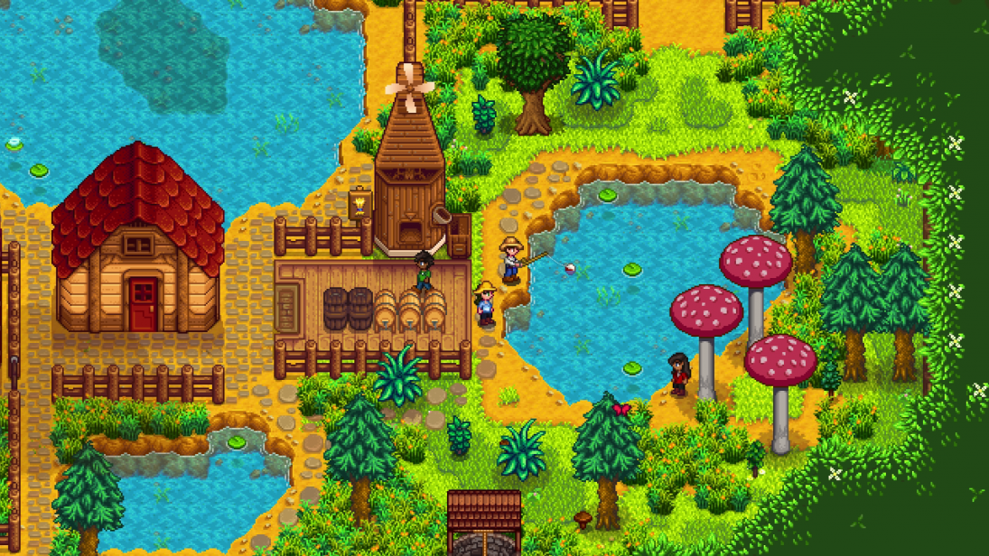Multiplayer de Stardew Valley já pode ser jogado no PC