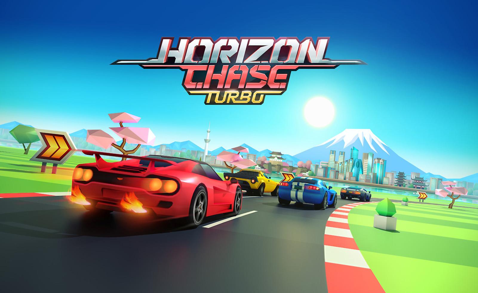 Análise | Horizon Chase Turbo é uma bela releitura dos games de corrida dos anos 90