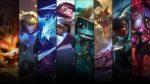 Promoção de Campeões e skins do League of Legends até 11/05