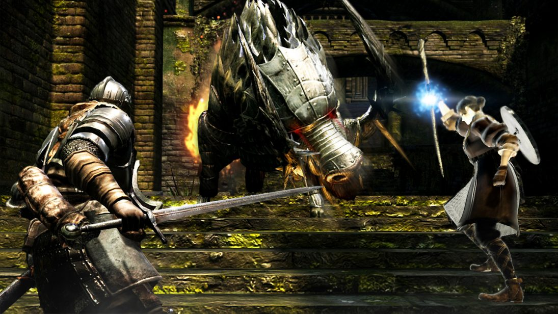 Dark Souls Remastered poderá ser testado nos dias 11 e 12 de maio no PS4 e Xbox One