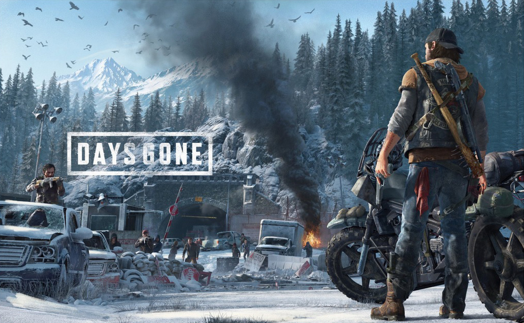 "Game Informer libera vídeo com cenas inéditas de ""Days Gone"""