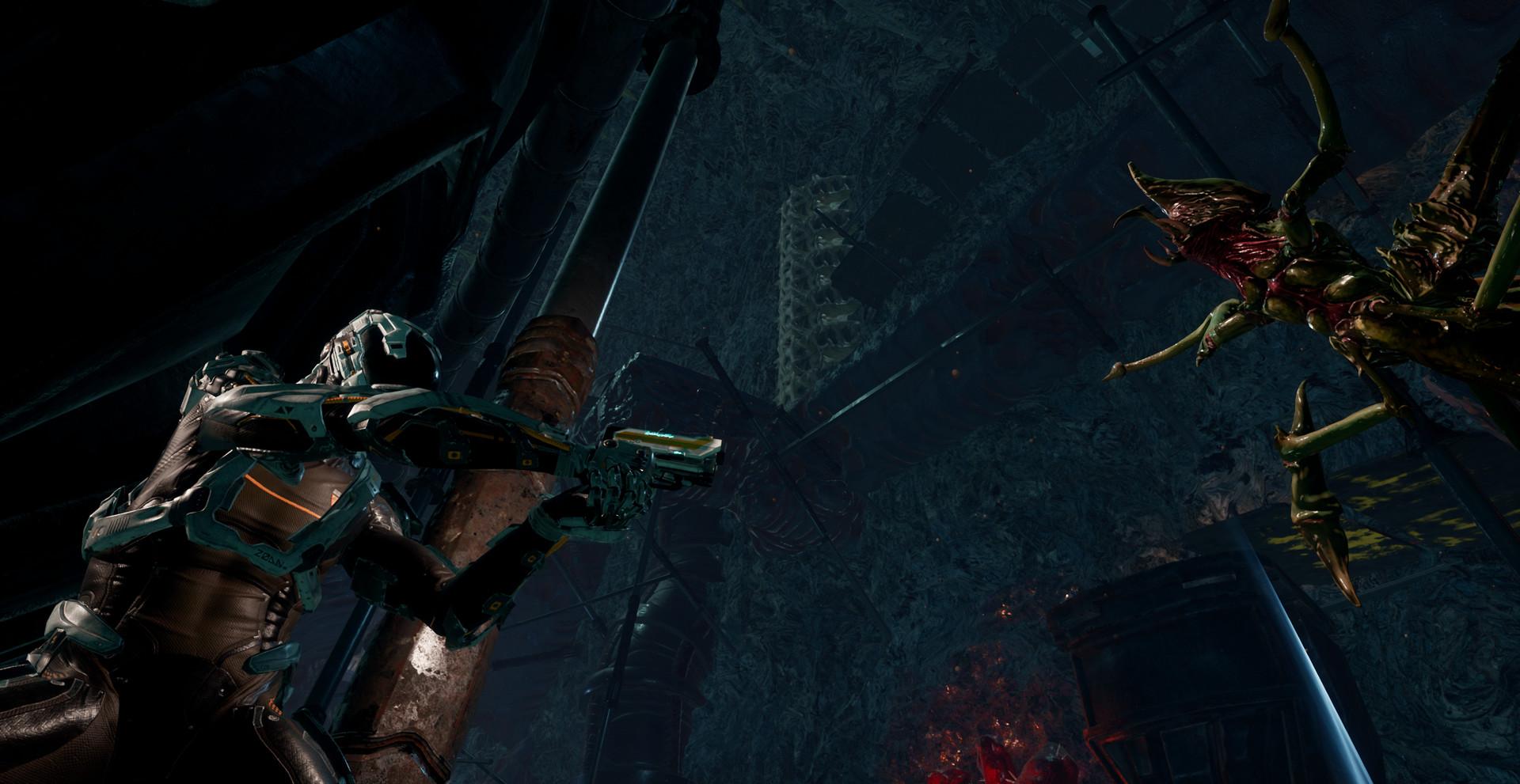 Dolmen, jogo de terror espacial brasileiro, ganha demo jogável para PC