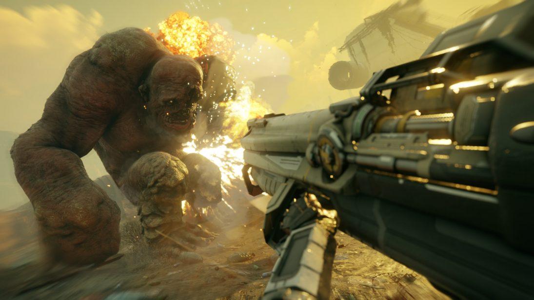 Com jogabilidade frenética, Rage 2 será lançado em 2019