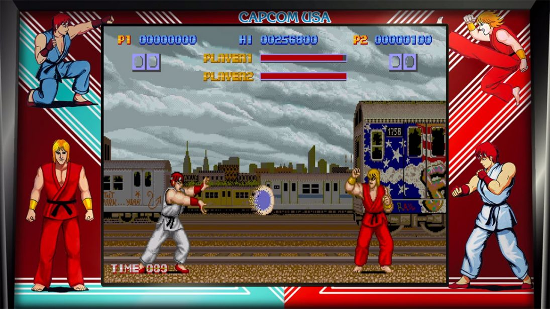 Capcom divulga vídeo com retrospectiva da série Street Fighter