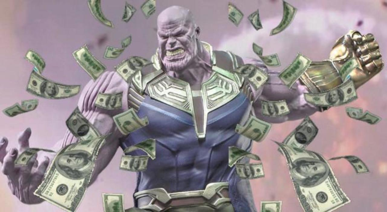 Vingadores: Guerra Infinita supera Jurassic World e é quarta maior bilheteria da história