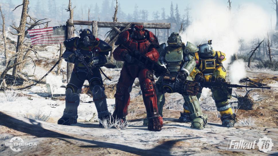 Beta de Fallout 76 começa no dia 23 de outubro