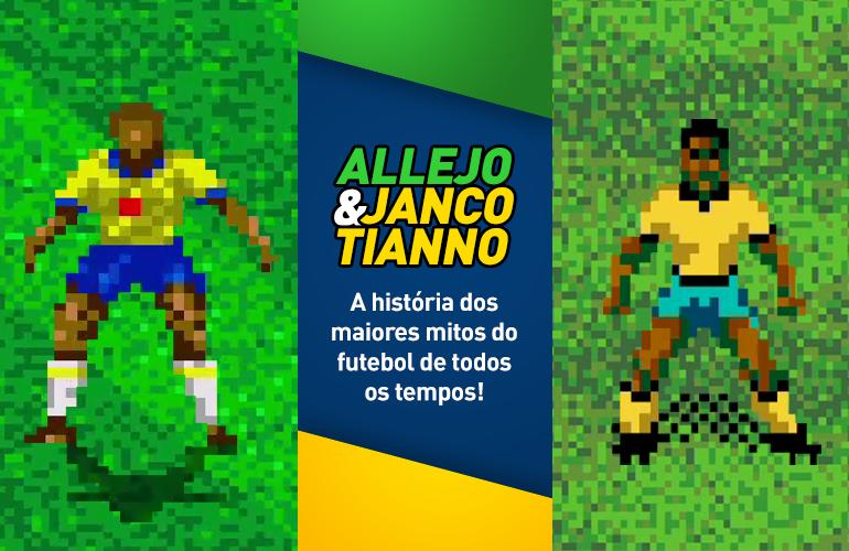 Allejo & Janco Tianno – Conheça os dois maiores mitos de games de futebol!