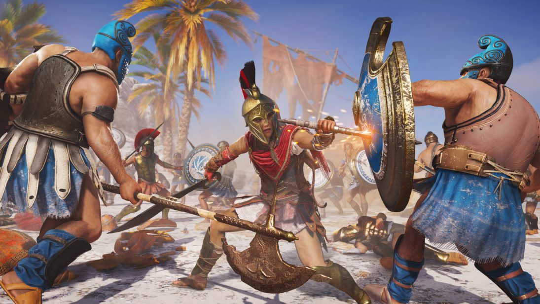 Veja os requisitos para rodar Assassin's Creed Odyssey no PC