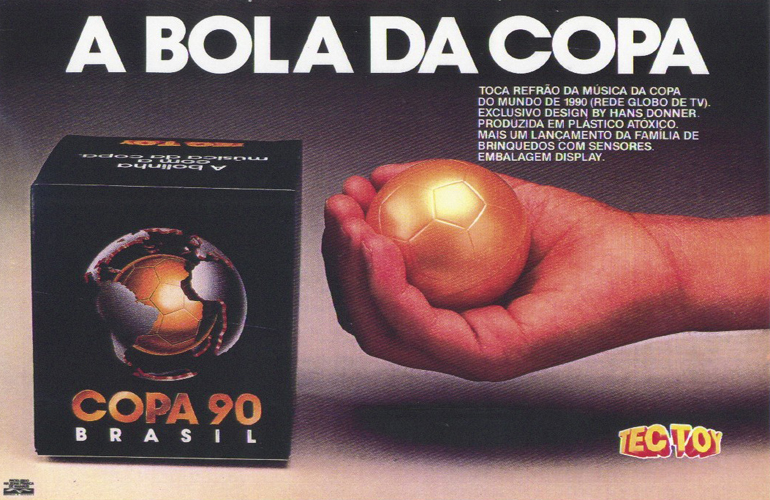 A Bola da Copa