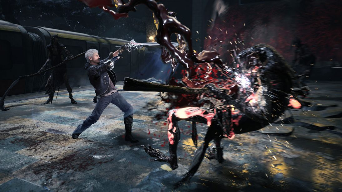 Devil May Cry 5 estará jogável na Gamescom 2018