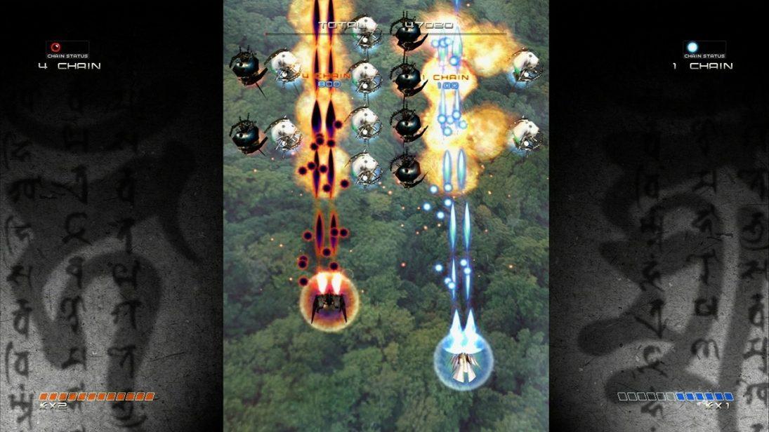 "Clássico ""Ikaruga"" chega ao PS4 na sexta-feira (29)"