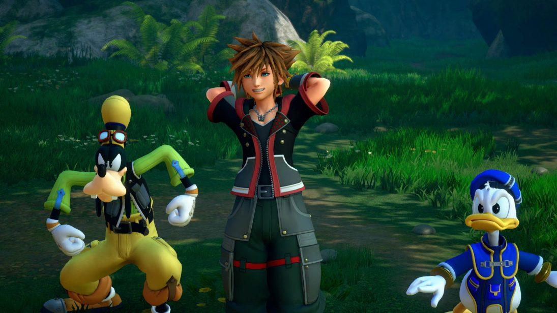 Kingdom Hearts 3 sofre adiamento e será lançado no dia 29 de janeiro