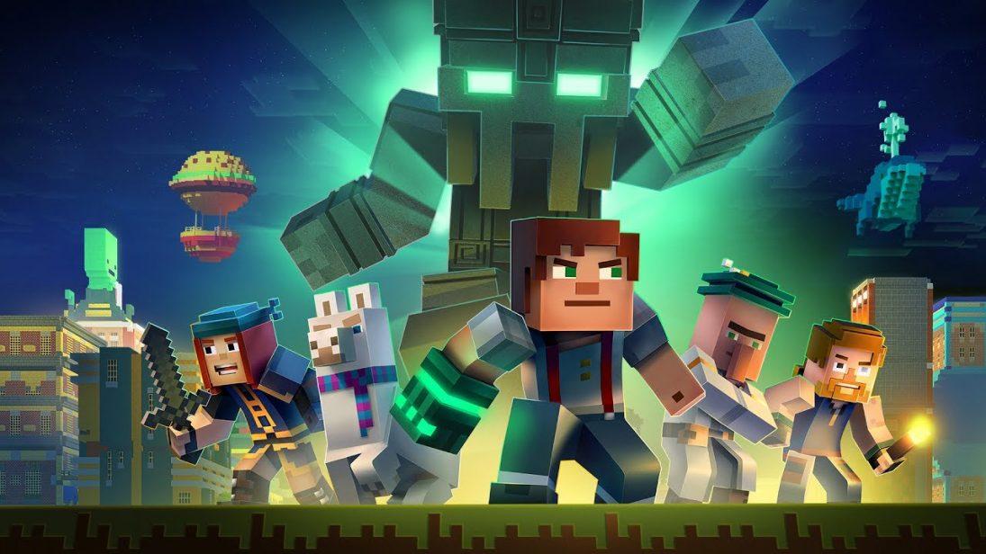 Minecraft: Story Mode ganhará versão interativa na Netflix
