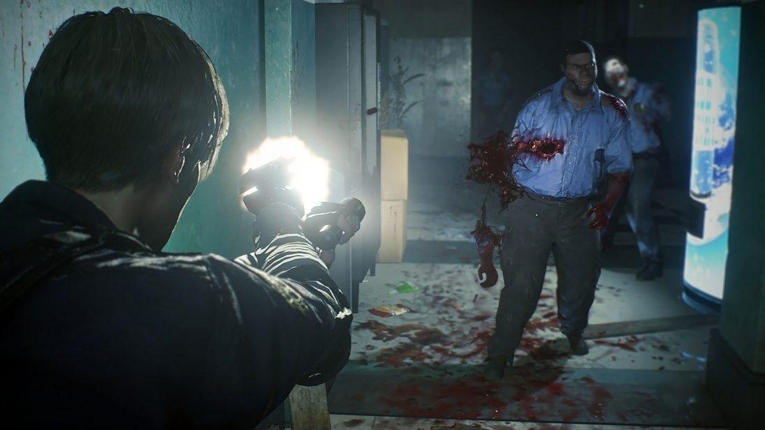 Produtor sugere que Resident Evil 2 não terá modo de câmera do original