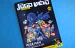 Revista Jogo Véio anuncia 2a edição impressa com destaque para Mega Man