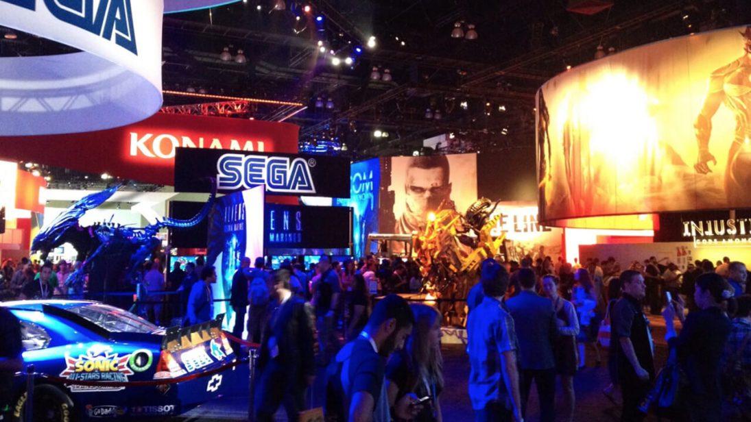 Sega revela jogos que estarão em destaque na E3 2018
