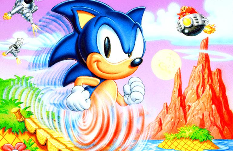 Sonic The Hedgehog – Uma grande aventura também no Master System!