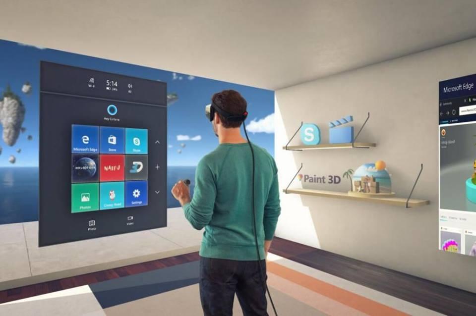 Windows Mixed Reality: A realidade virtual e a realidade aumentada buscam transformar o entretenimento