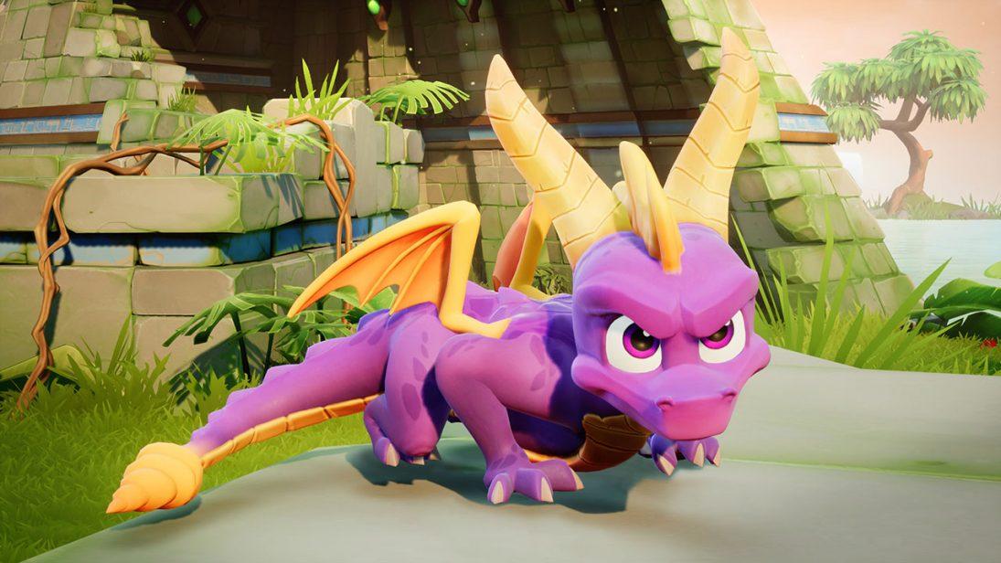 Primeiras impressões: Spyro Reignited Trilogy renova sem esquecer do passado