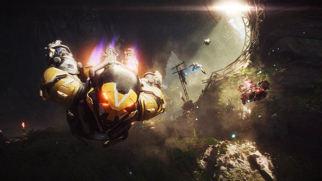Eleito melhor jogo de ação da E3, Anthem ganha vídeo com 20 minutos de gameplay em 4K