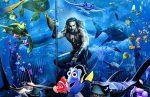 Pôster de Aquaman vira piada na internet