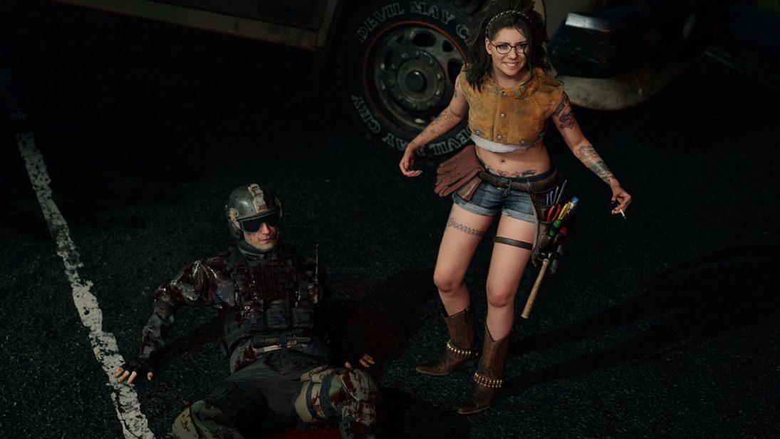 Diretor de Devil May Cry 5 espera que jogadores gostem da nova personagem Nico