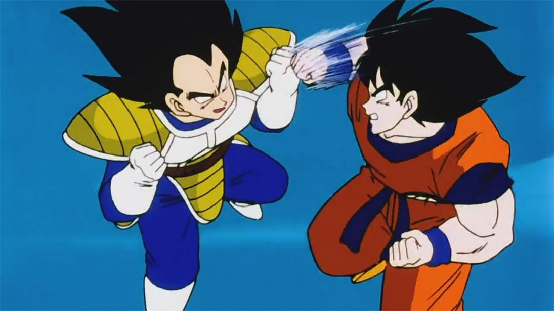 Formas normais de Goku e Vegeta a caminho de Dragon Ball FighterZ