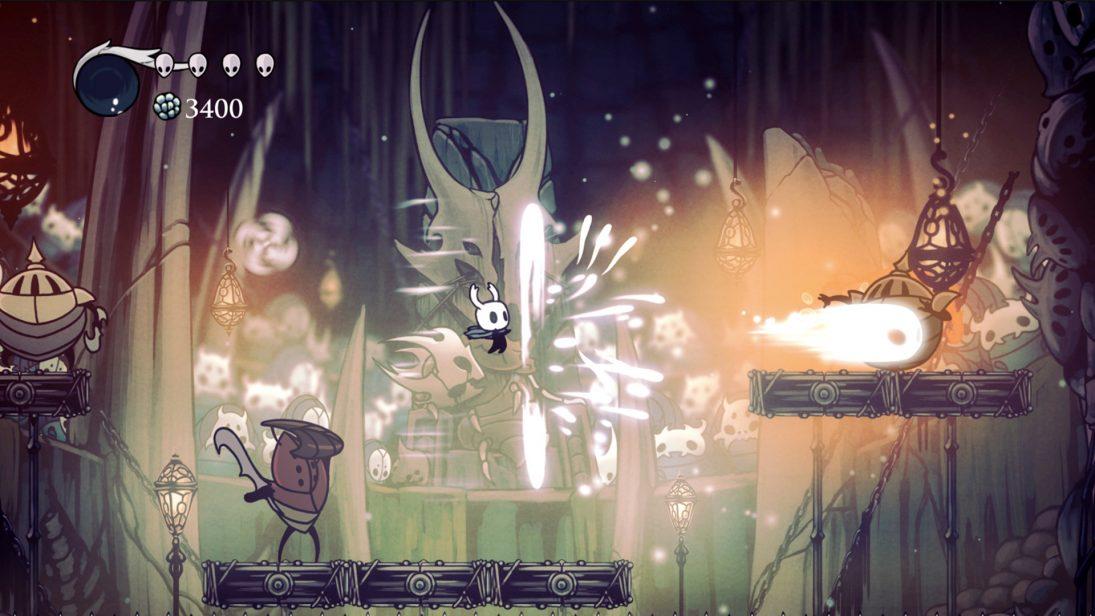 Hollow Knight já vendeu mais de 250 mil cópias no Switch