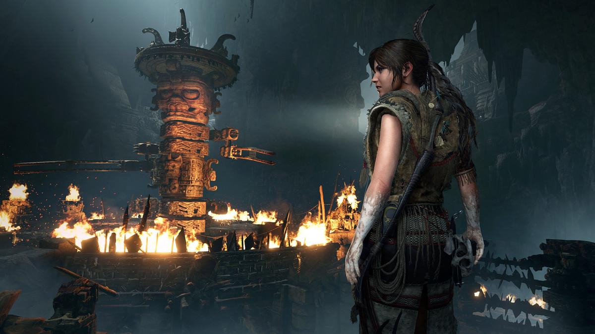 tomb raider gameplay ps4