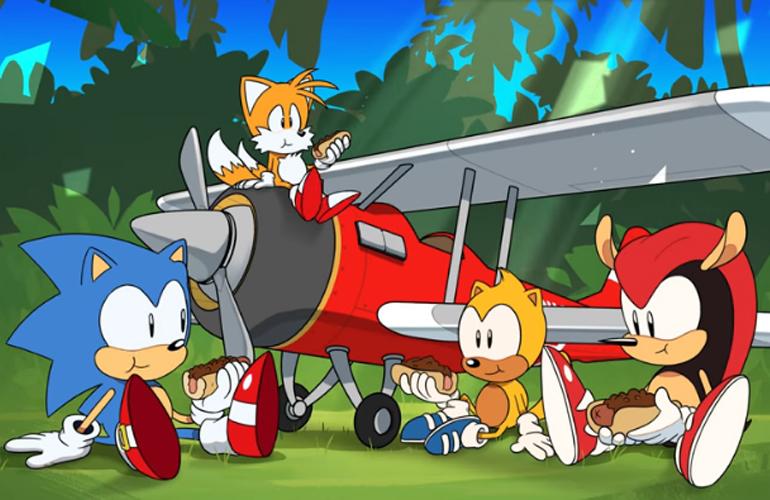 """Animação """"Sonic Mania Adventures"""" recebe quinto e último episódio"""