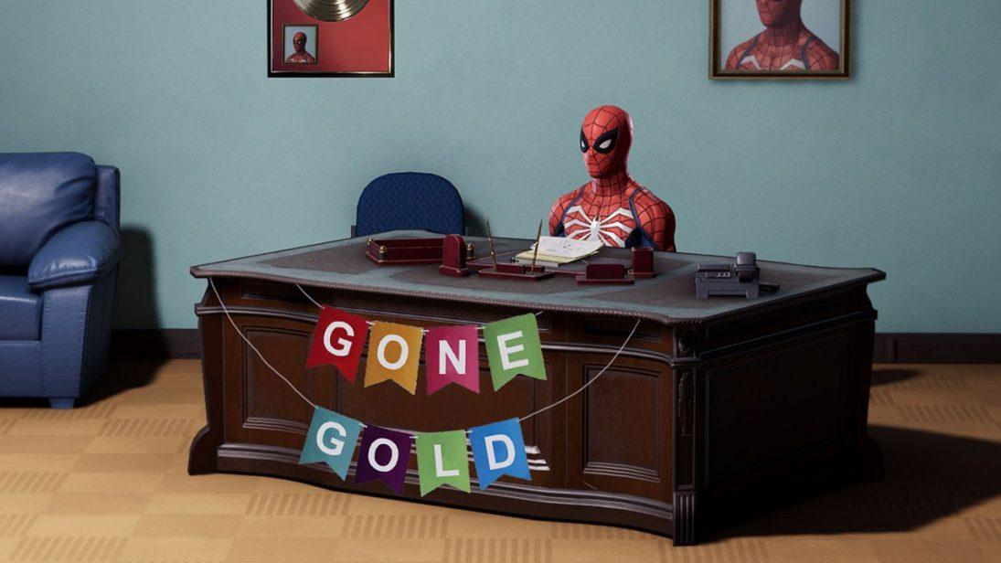 Estúdio usa meme para avisar que Spider-Man para PS4 já está pronto