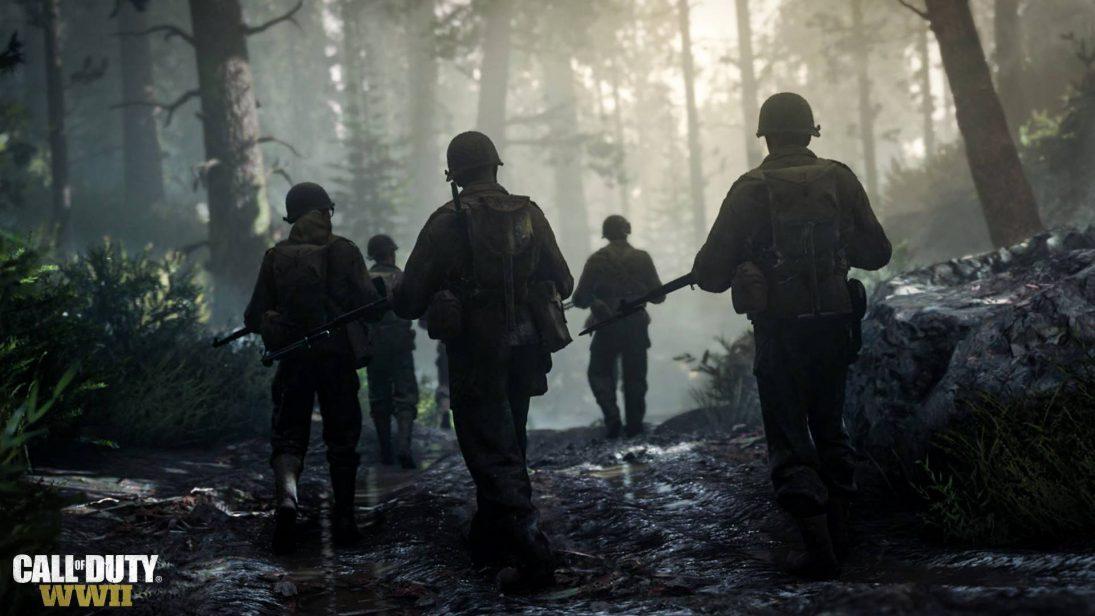 """Quarto DLC de """"Call of Duty: WWII"""" chega ao PS4 em 28 de agosto"""