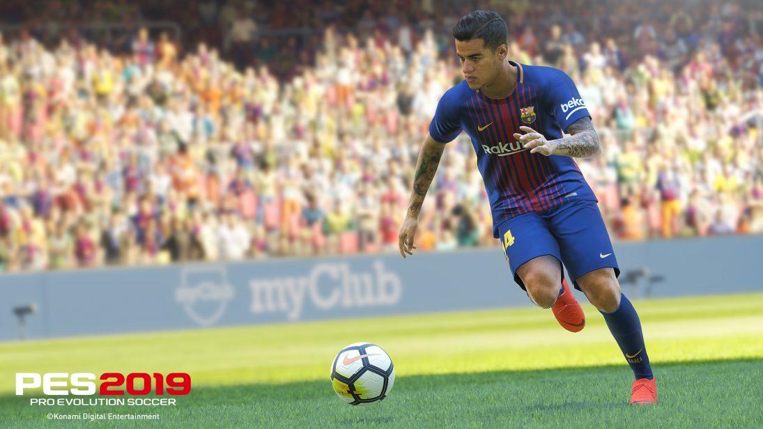 PES 2019 é lançado hoje para PlayStation 4 e Xbox One