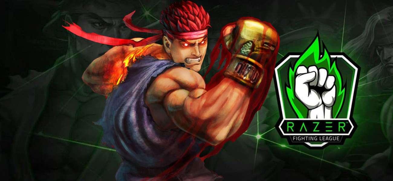 Campeonato de jogos de luta da Razer está com inscrições abertas