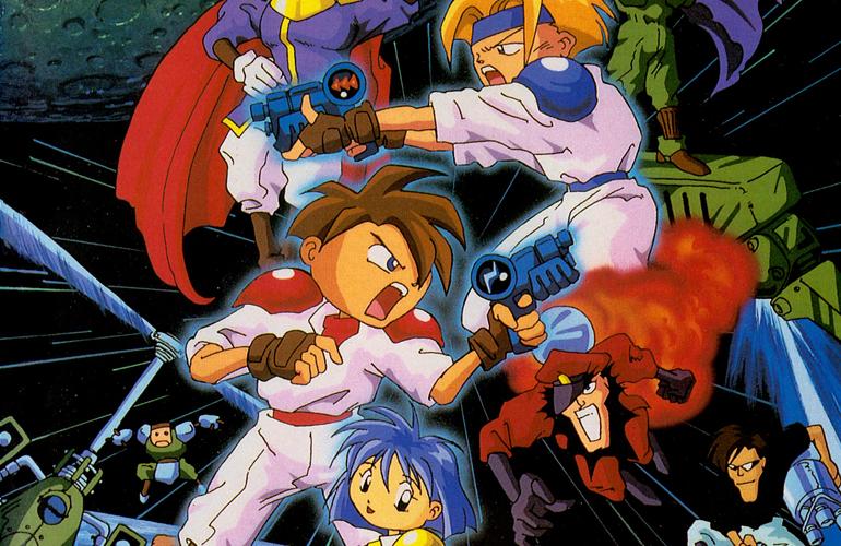 """""""Gunstar Heroes NÃO VENDERÁ"""" – conheça os bastidores da Treasure e seus jogos para o Mega!"""