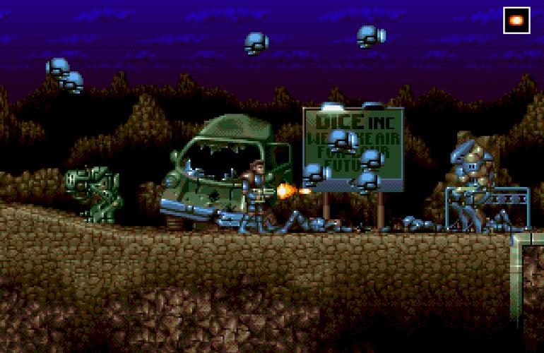"""""""Hardcore"""", jogo cancelado do Mega Drive, será lançado para PS4 e PSVita"""