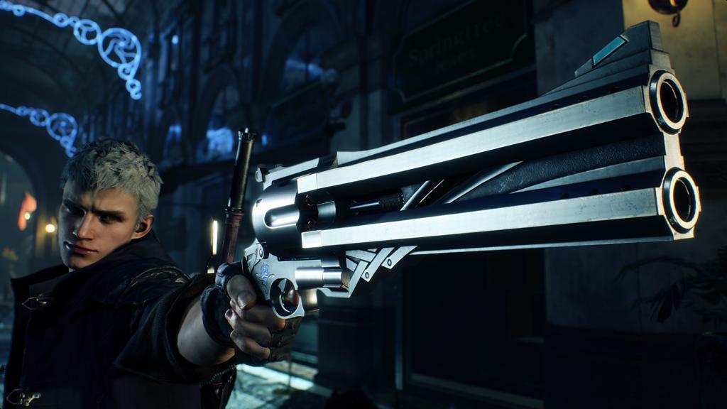 Devil May Cry 5 chega em 8 de março, recebe novo trailer e 15 minutos de gameplay
