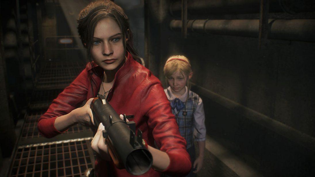 Resident Evil 2: Primeiro gameplay com Claire é revelado durante a Gamescom 2018
