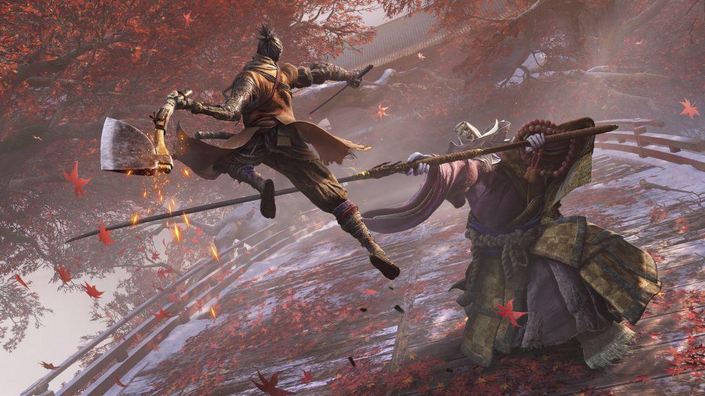 Sekiro: Shadows Die Twice terá tamanho próximo ao de Bloodborne e Dark Souls 3