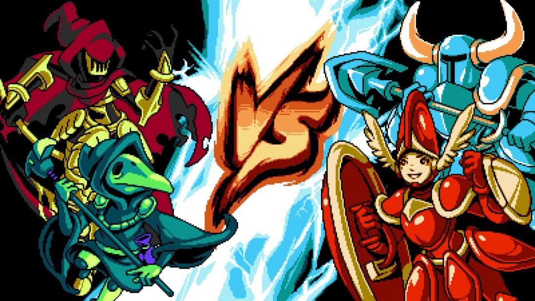 Shovel Knight vira jogo de luta em modo multiplayer incluso na última expansão