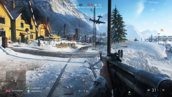 Battlefield V no PC- Geforce GTX 1080 - 02