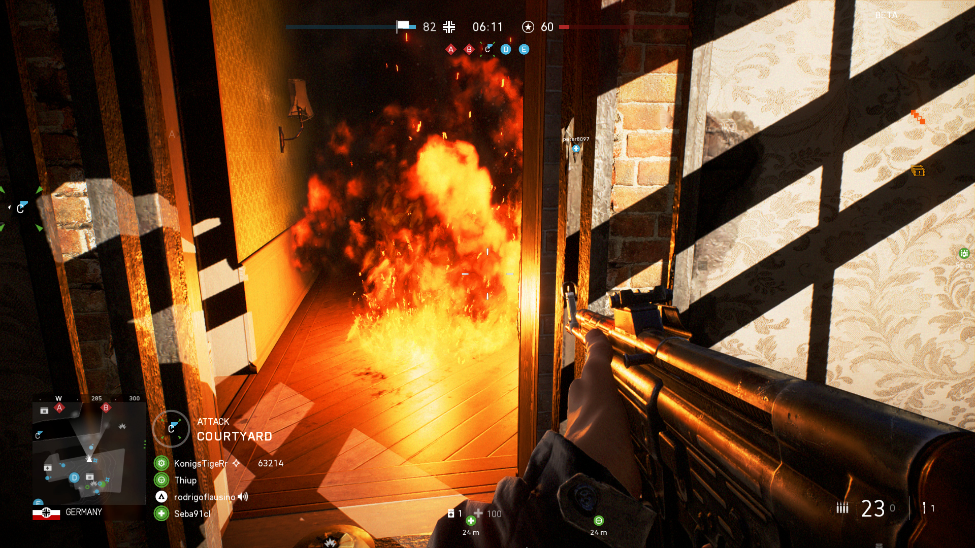 Battlefield V no PC- Geforce GTX 1080 - 03