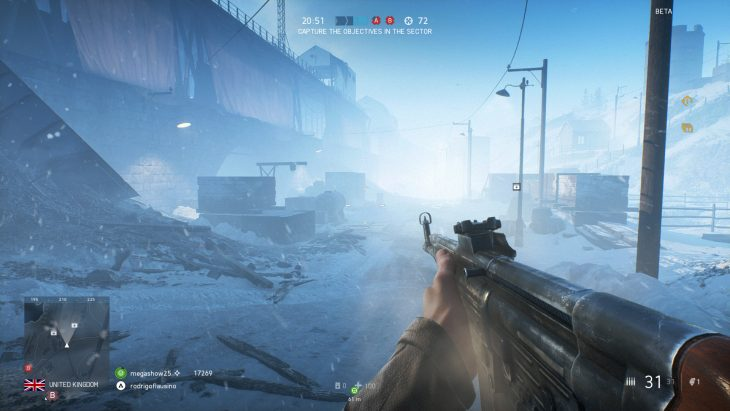 Battlefield V no PC- Geforce GTX 1080 - 04