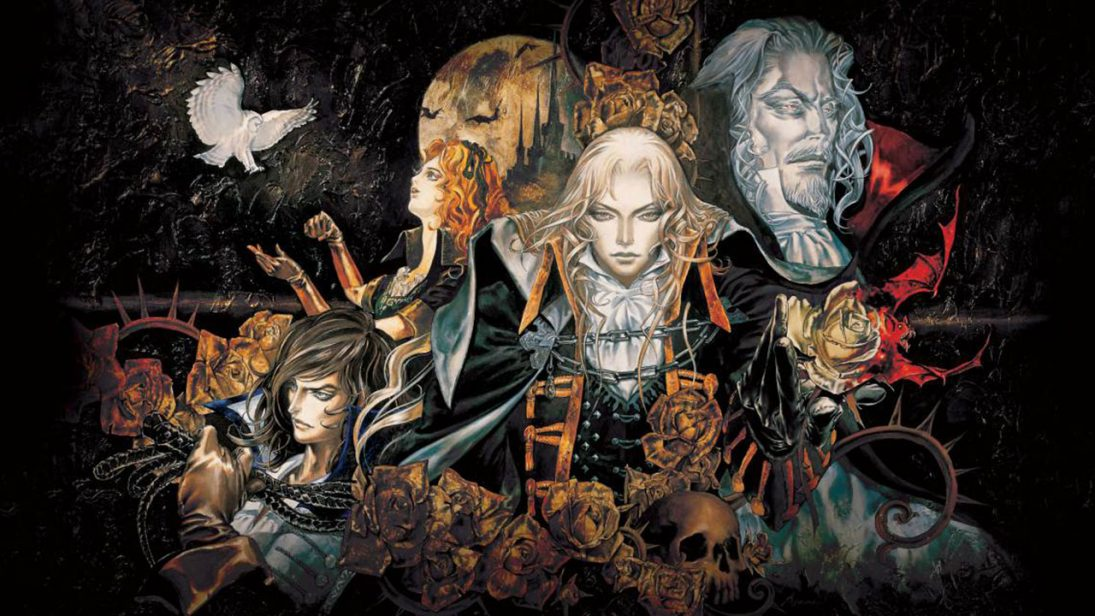 Castlevania: Symphony of the Night e Rondo of Blood classificados para PS4 na Coreia