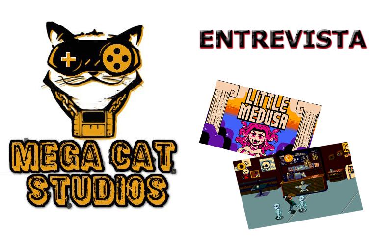 """Confira entrevista exclusiva com a Mega Cat Studios, responsável pelos jogos """"Coffee Crisis"""" e """"Little Medusa"""""""