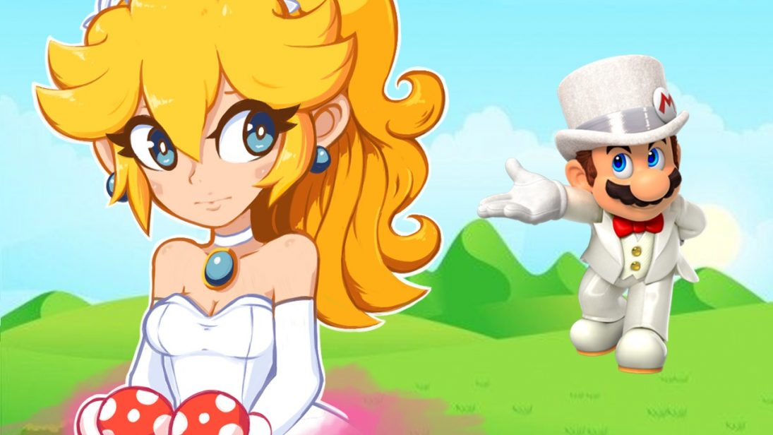 Cinco pedidos de casamento dentro dos jogos